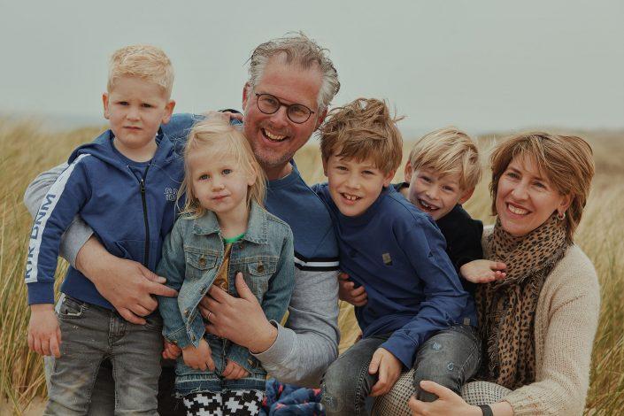 familiefoto's in julianadorp aan zee